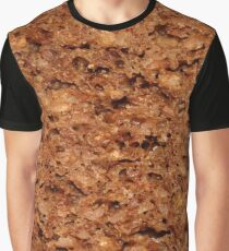 Whole Wheat Bread Graphic T-Shirt