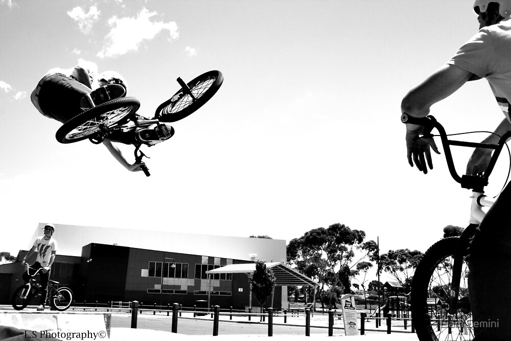 Bmx Styled Air by Liam Semini