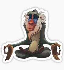 Rafiki Sticker