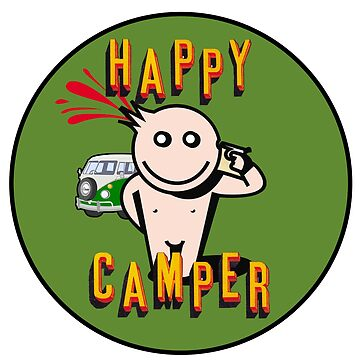 The Happy Camper - Camping Suicide Part II by hellfinger