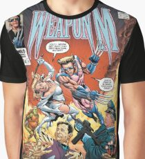 Weapon M Graphic T-Shirt