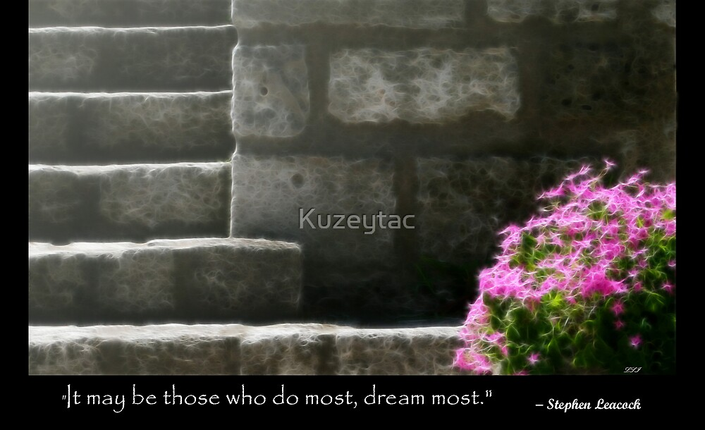 From A Dream by Kuzeytac