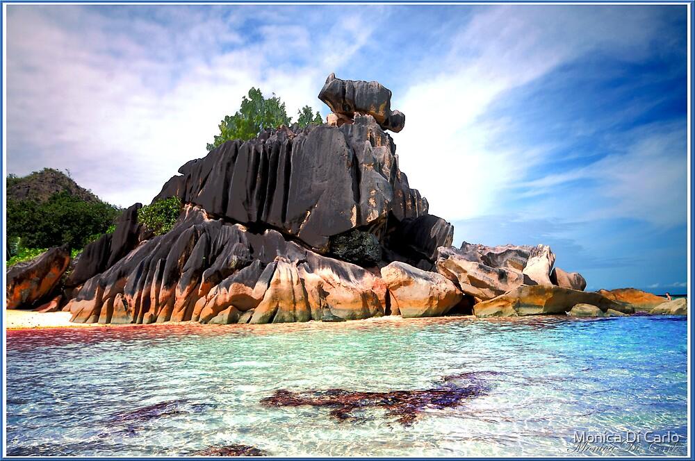 Seychelles, Cousine Island by Monica Di Carlo