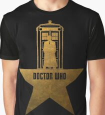 Doctor Who - Hamilton Crossover Graphic T-Shirt