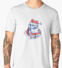Santa Sketchbook Version Men's Premium T-Shirt