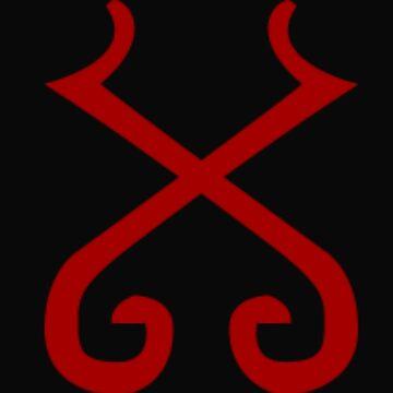 Xefros's Symbol by tardisblue190