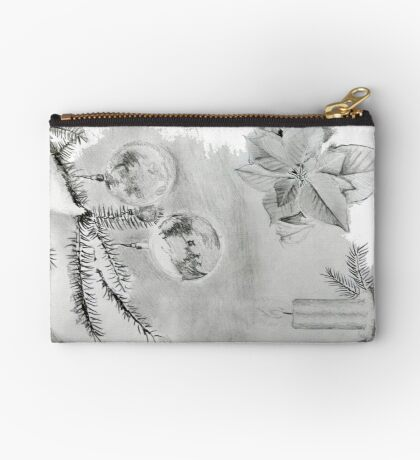 Christmas time Zipper Pouch