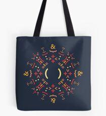 Code Mandala - C language Tote Bag