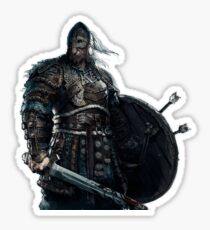 For honor Warlord Sticker