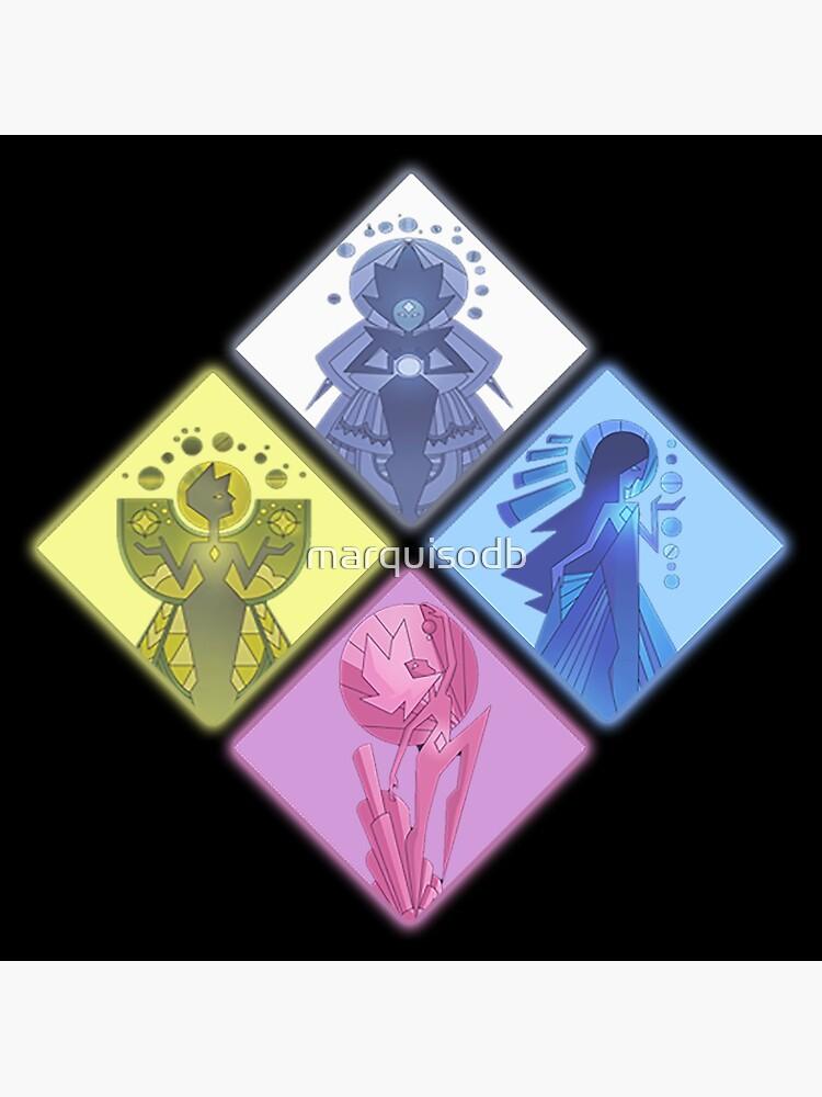 La autoridad del diamante de marquisodb