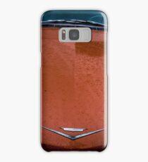 orange cadillac Samsung Galaxy Case/Skin