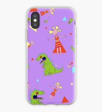 Reptar & Cynthia iPhone Case
