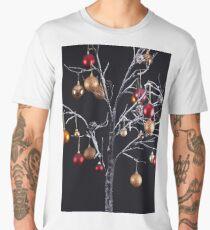 Winter Christmas tree Men's Premium T-Shirt