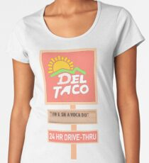 Fresh Avocado vine Women's Premium T-Shirt