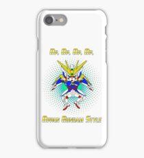 Oppa Gundam Style iPhone Case/Skin