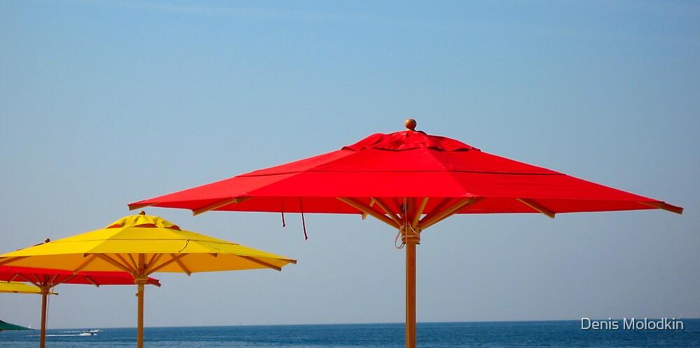 Umbrellas p.2 by Denis Molodkin