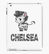 Zebra Chelsea iPad Case/Skin