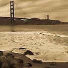 Golden Gate by James Hughes