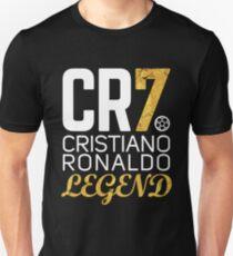 CR7 legend gold Unisex T-Shirt