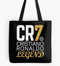 CR7 legend gold Tote Bag