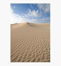 Sand Dune - South Australia Photographic Print