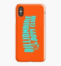 club billionaire iPhone Case/Skin
