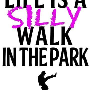 Silly Walks by BattleTheGazz