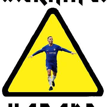 Warning! Eden Hazard! by AnnabelsBelongs