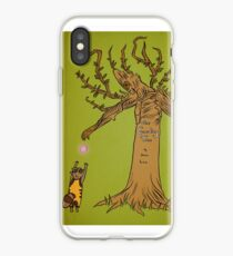 The Guarding Tree iPhone Case
