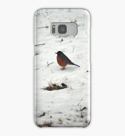 The north wind doth blow.... Samsung Galaxy Case/Skin