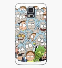Rick and Morty - Outnumbered... Case/Skin for Samsung Galaxy