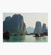 ***Ha Long Bay*** Photographic Print