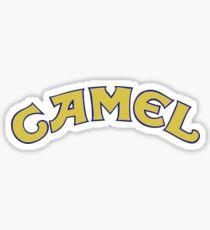 Camel smooth Sticker