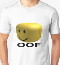 Roblox oof Unisex T-Shirt