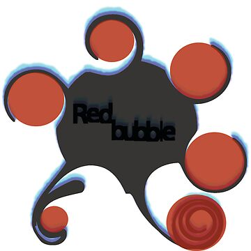 red bubble by Zachariah
