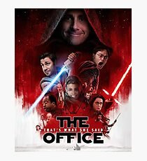 The Office - Star Wars Photographic Print