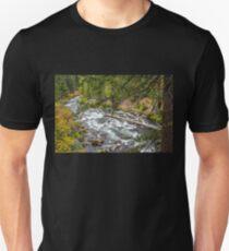 USA. Oregon. Rogue Gorge. Scenery. T-Shirt