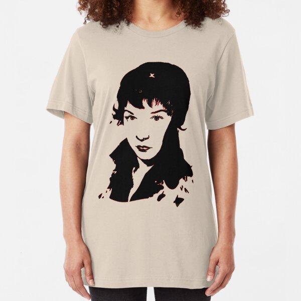Viva La Shirley! Slim Fit T-Shirt