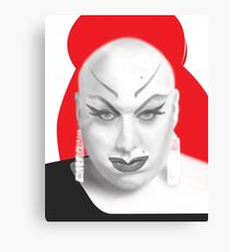 Queen of Filth Canvas Print