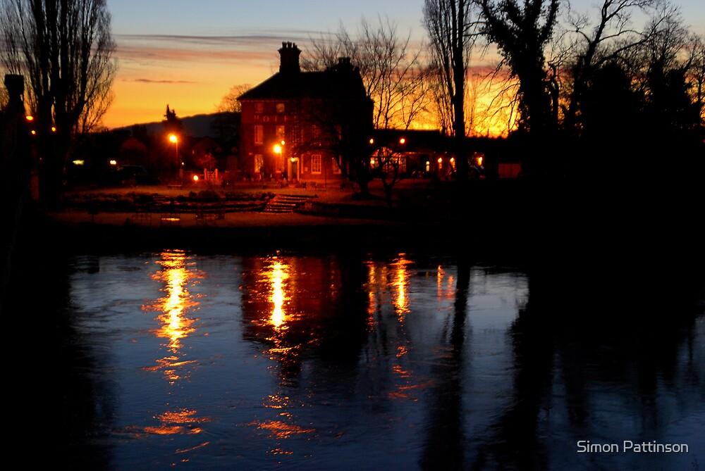 Light Reflection by Simon Pattinson