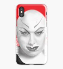 Queen of Filth iPhone Case/Skin