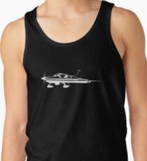 Grumman-Tiger-Gepard-Flugzeuge Tank Top
