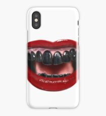 Oh, She's Smiling! iPhone Case/Skin