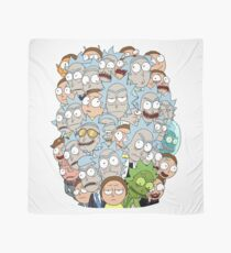 Rick and Morty - Outnumbered... Scarf