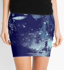 the big friend Mini Skirt