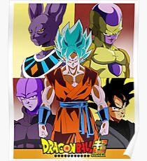 Dragonball Super Poster