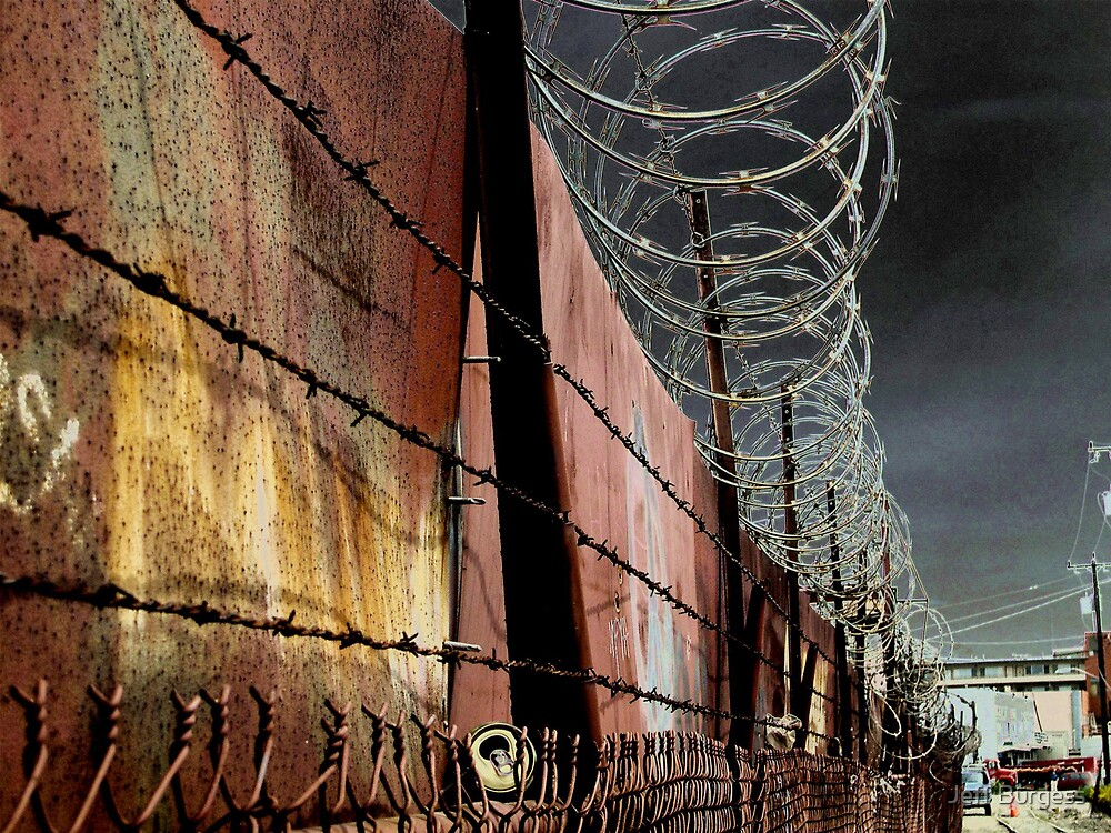 The Wall by Jeff Burgess
