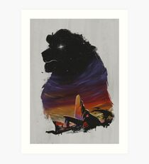 The Pride Art Print