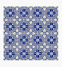 Seamless tile pattern Photographic Print