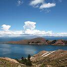 Isla del Sol by adamgrell